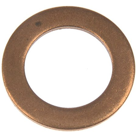 Scion Oil Drain Plug Gasket - Dorman 65268 Copper Oil Drain Plug Gasket, Pack of 3