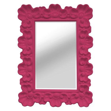 Stratton Home Elegant Ornate Wall Mirror