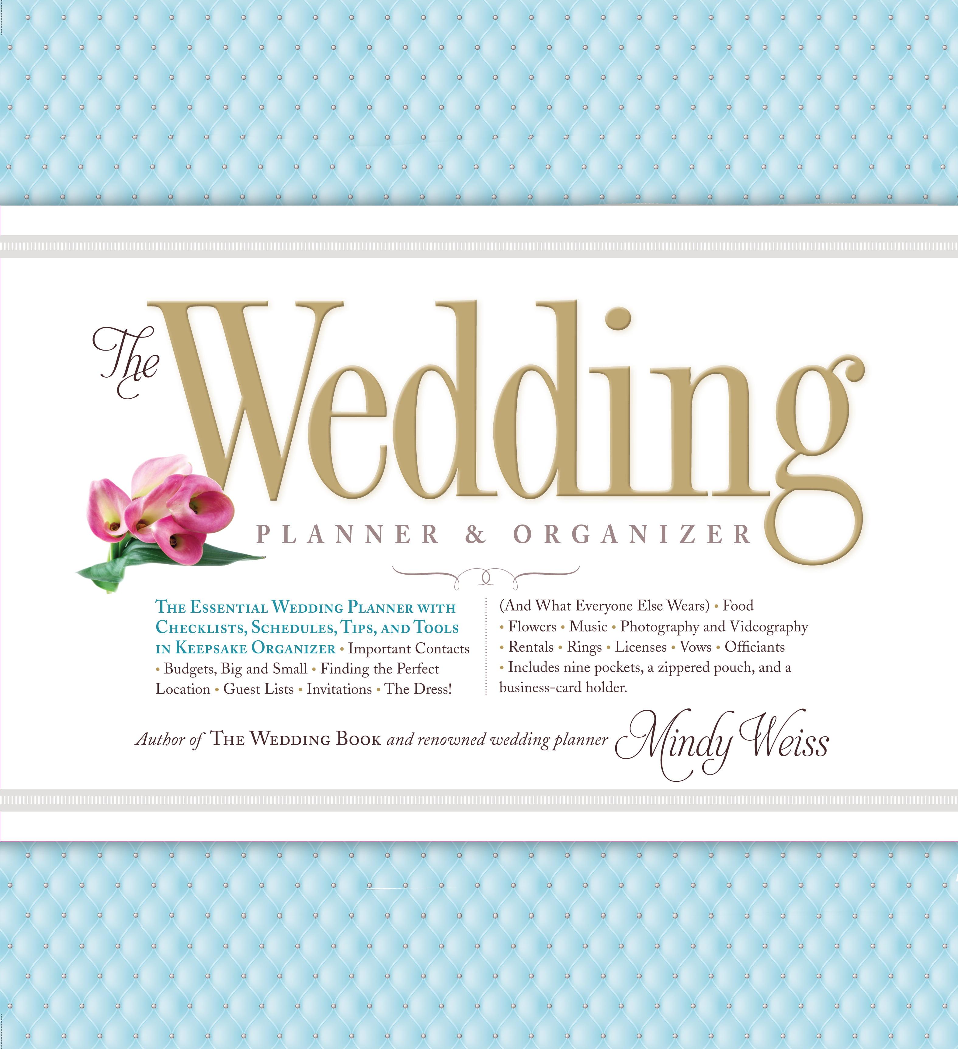 Wedding Planner & Organizer - Hardcover