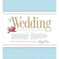 Wedding Planner & Organizer - Hardcover