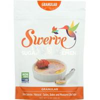 Swerve Sweetener, Granular Sugar Replacment, 12 Oz