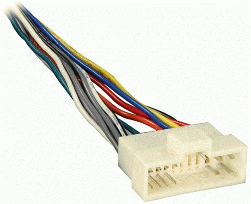 Metra 70-1003 Radio Wiring Harness for Kia 95-03 Power/4 Speaker - on 2005 kia parts, kia rio radio wiring diagram, kia optima radio wiring diagram, 2005 kia spectra wiring diagram, 2005 kia transmission diagram, 2005 kia fuel pump diagram,