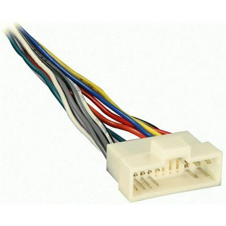 Metra 70-1003 Radio Wiring Harness for Kia 95-03 Power/4 Speaker on