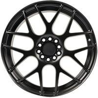 ProLine 901 Matte Black 15X6.5 Wheel (9011504BK)