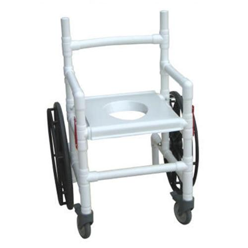 MJM International 131-18-24W-F-DE-CON Emergency Preparedness Transport Chair