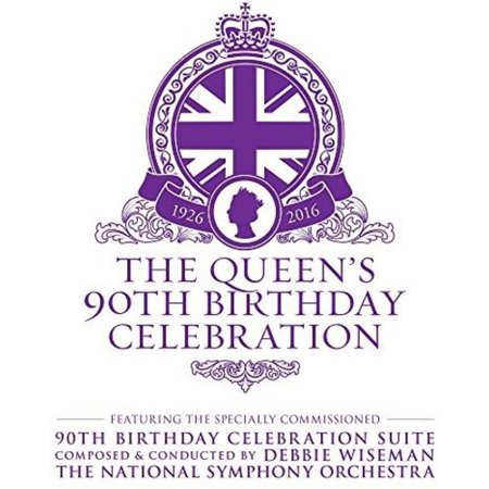 Queen's 90th Birthday Celebration (CD)](Ideas For 90th Birthday Celebrations)