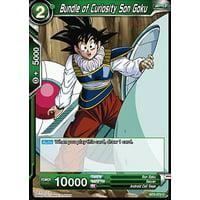 Dragon Ball Super Union Force Bundle of Curiosity Son Goku BT2-072