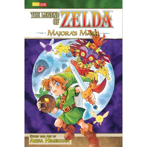The Legend of Zelda 3: Majora's Mask