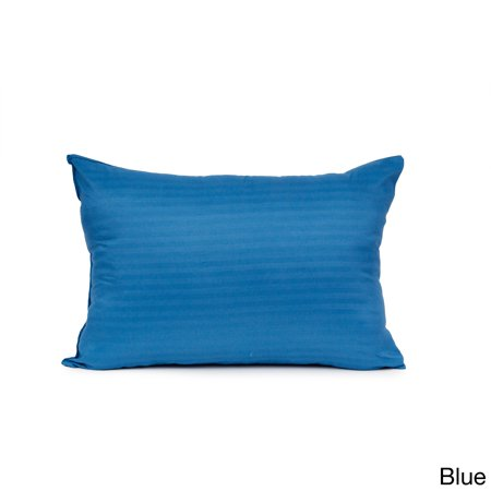 Pegasus Home Fashions Slumber Shop Bright Ideas Color Queen Pillow (Set of 2) Blue
