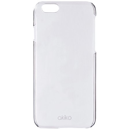 iPhone 6 6s Case, Akiko [Snap On Clear Cushion] iPhone 6 6s(4.7) Clear Hard Shell Snap On iPhone Case Transparent Protective Cover - Retail Packaging - Clear