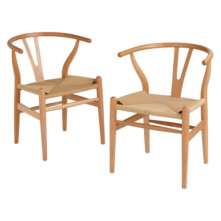 Target Marketing Systems Tia Y Back Dining Side Chair Set Of 2