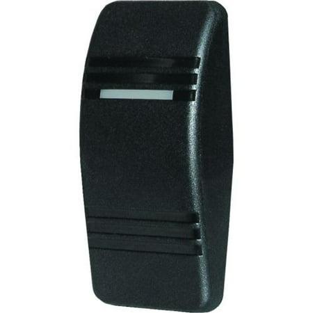 Contura Actuator - BLUE SEA SYSTEMS Blue Sea 8295 Contura Switch Actuator - Black - Double Lense / 8295 /