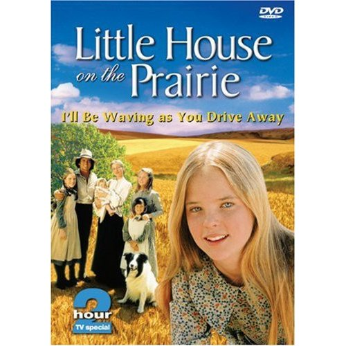 Little House on the Prairie - I'll Be Waving as You Drive Away dvd (TV Special) A...