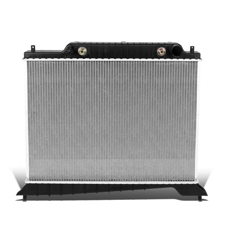 For 2002 to 2004 Ford Expedition / Lincoln Navigator AT OE Style Aluminum Core Cooling Radiator DPI 2609 03
