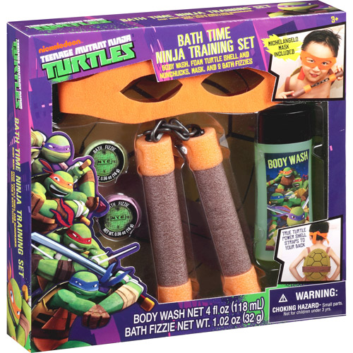 teenage mutant ninja turtles foam play b - walmart