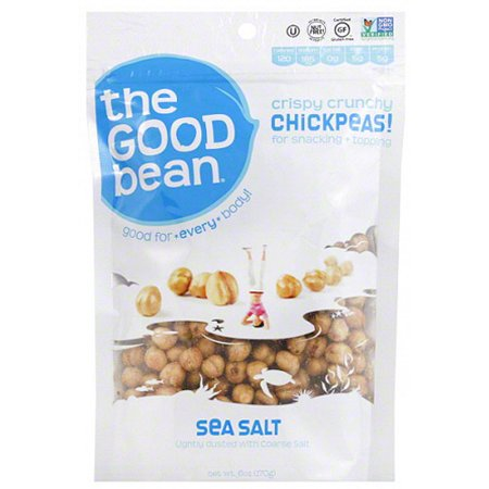 spy Crunchy Chickpeas, 6 oz, (Pack of 6)