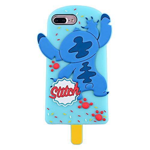 Ice Cream Stitch Case for iPhone 8 Plus /7 Plus/6 Plus/6S Plus 5.5