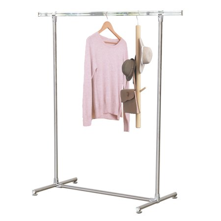 KARMAS PRODUCT Sturdy Clothes Garment Rack Stainless Steel Heavy Duty Hanging Clothing Rack (Hanging Clothes Rack)