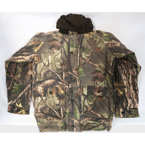 cda219e0bc1c6 Master Sportsman Youth Deluxe Insulated Camo Jacket With Hood - L -  Walmart.com