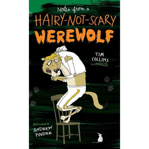 Notes from a Hairy-Not-Scary Werewolf