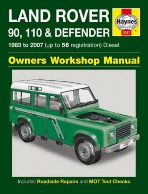 land rover 90 110 defender diesel service and repair manual rh walmart com 1994 Defender 90 2013 Defender 90