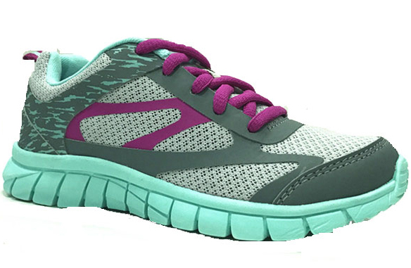 Danskin Now Toddler Girls' Overlay Athletic Shoe by FUJIAN MEIMINGDA SHOES DEVELOPMENT CO., LTD.