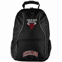 "NBA Chicago Bulls ""Phenom"" 19""H x 8""L x 13""W Backpack"