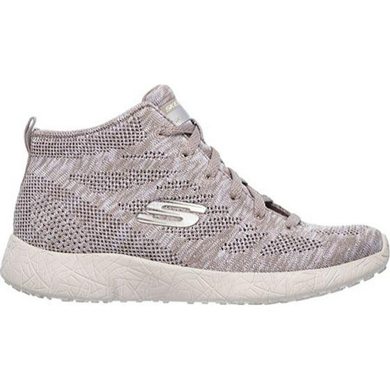 f5c6706d7a4f Skechers - 12730 TPE Taupe Skechers Shoes Memory Foam Women s Sporty High  Top Soft Sneakers 12730TPE - Walmart.com