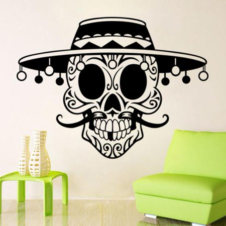 Decorate Living Room For Halloween (Mosunx Halloween Skeleton Background Decorated Living Room Bedroom Wall)