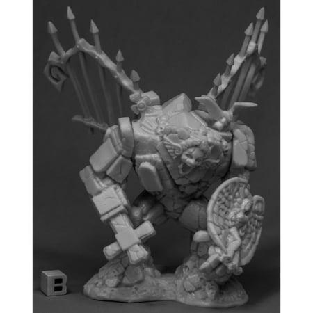Dark Heaven Bones: Graveyard Golem
