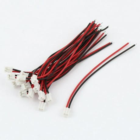 17pcs jst xh fin seul quilibre connecteur extension fil 4. Black Bedroom Furniture Sets. Home Design Ideas
