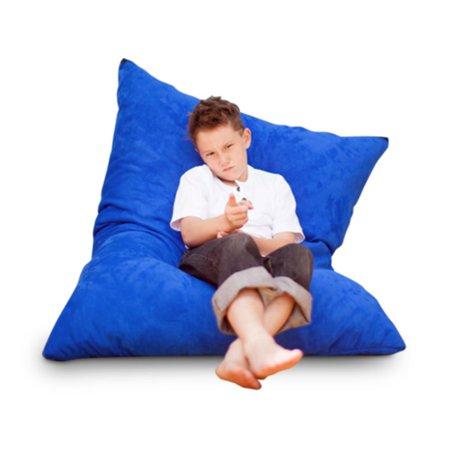Amazing Jaxx Pillowsaxx Jr Bean Bag Unemploymentrelief Wooden Chair Designs For Living Room Unemploymentrelieforg