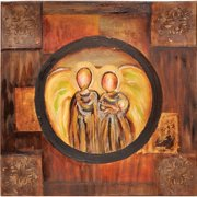 Thompson and Elm Love's Great Gift Angel Oil Painting Print on Canvas