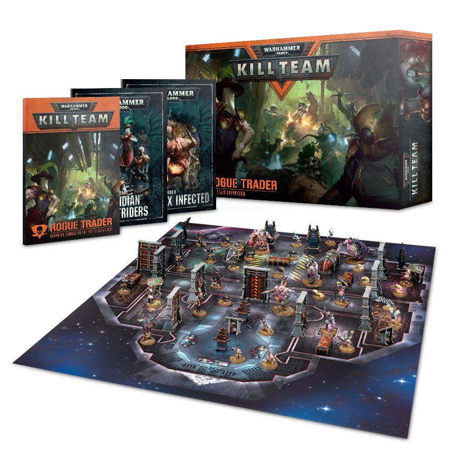Rogue Trader Kill Team Warhammer 40,000 by Games Workshop