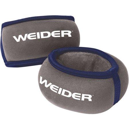 Weider 4 Lb Pair Wrist Weights
