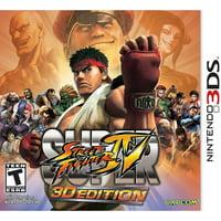 Super Street Fighter IV 3D Edition, Nintendo, Nintendo 3DS, [Digital Download], 0004549668151