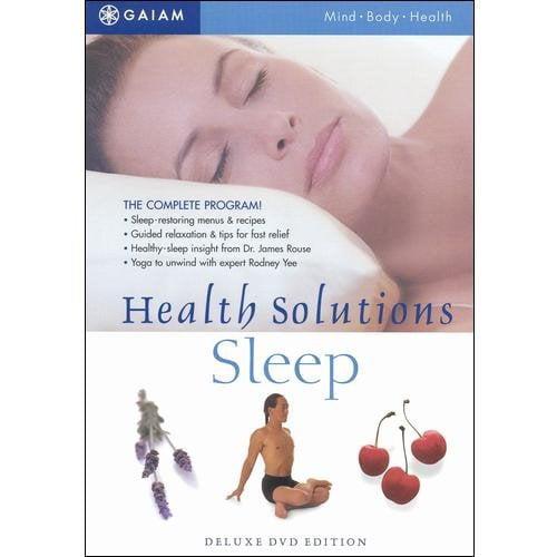 Health Solutions: Sleep by GAIAM/LIVING ARTS