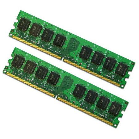OCZ 2G DDR2 667Mhz PC2-5400 Value Module