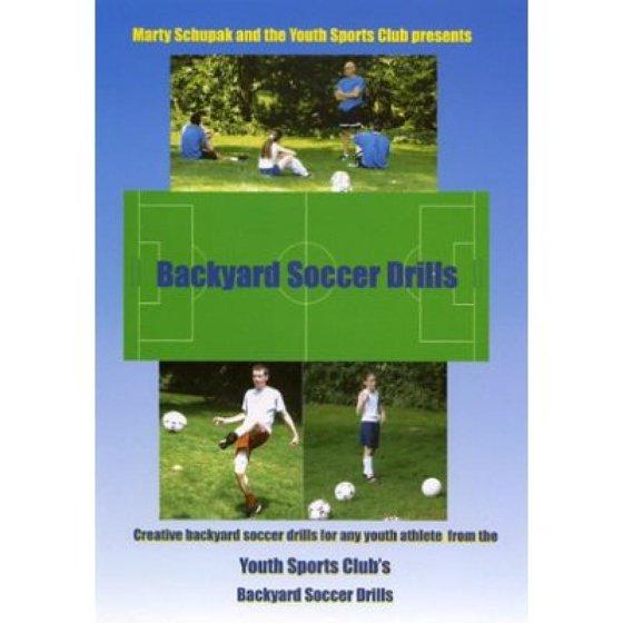 Soccer TrainingBackyard Drills