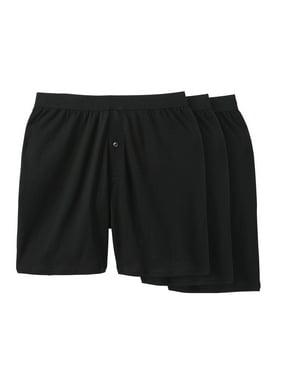 KingSize Men's Big & Tall Cotton Boxers 3-Pack