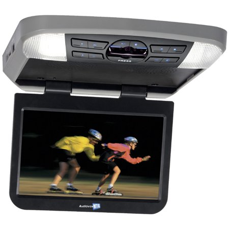 "Audiovox AVXMTG10UHD 10.1"" LED Backlit LCD Overhead DVD Player with HDMI MHL inputs by"
