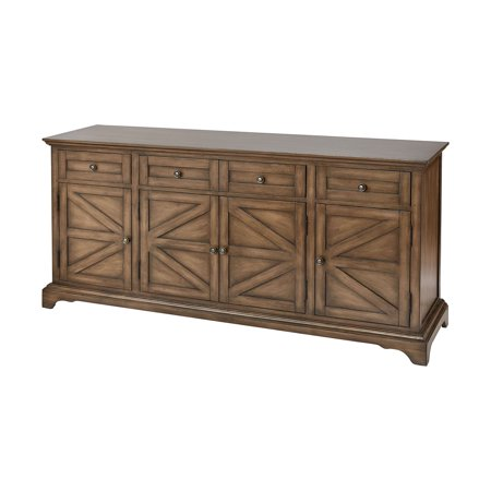 Stein World Willets Farmhouse Wood Stain Cabinet (Best Paint For Wood Cabinets)
