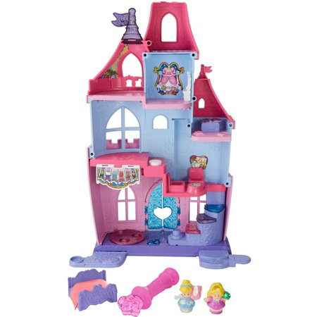 Best Disney Princess Magical Wand Palace By Little People deal