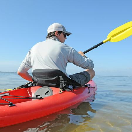 Shoreline marine universal slpg92023 kayak seat black synthetic