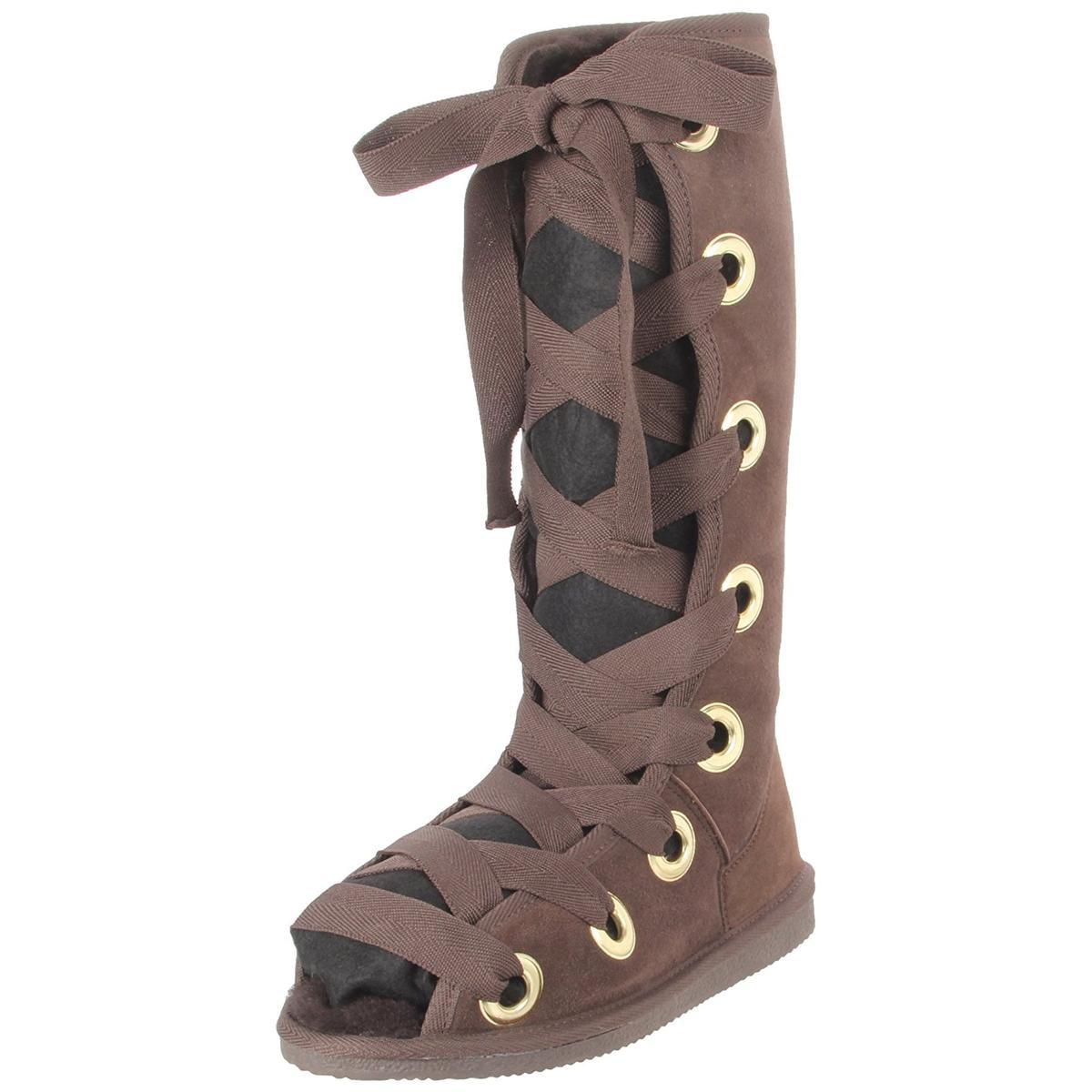 Lamo Edison Womens Chocolate Boots by Lamo