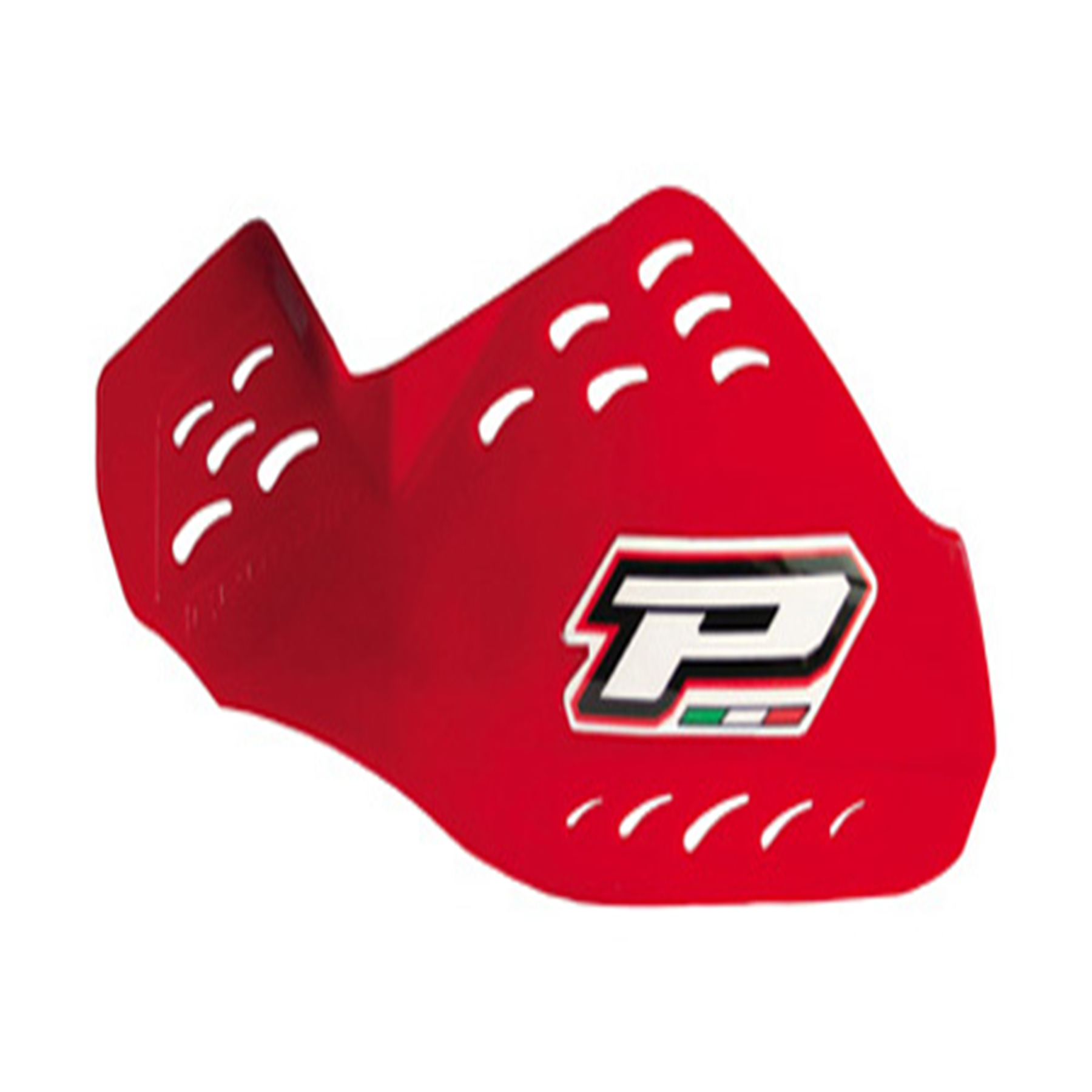 PRO GRIP 5600 HAND GUARDS WITHMOUNT, RED