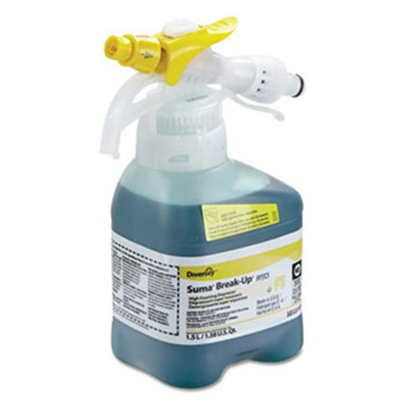 1500ml Suma Break - Up Heavy - Duty Foaming Grease - Release Cleaner (Best Way To Clean Up Grease)