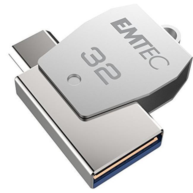 ECMMD8GD302 Emtec Car Key 2.0 USB Flash Drive
