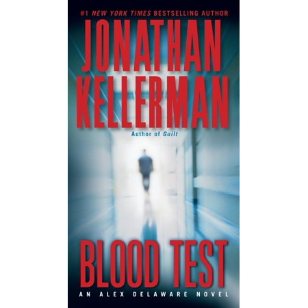 Blood Test : An Alex Delaware Novel (Best Time Of Day To Test Blood Pressure)