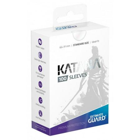 Ultimate Guard Katana Sleeves (100ct) Standar Size - -